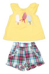 Комплект: футболка, шорты Kidly