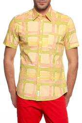 Рубашка, короткий рукав Moschino