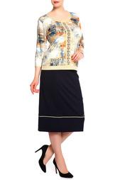 Комплект: блуза, юбка Elisa Fanti