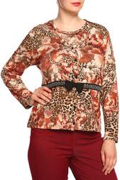 Комплект: блуза, жакет Elisa Fanti