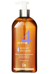 Терапевтический шампунь 500 мл Sim Sensitive