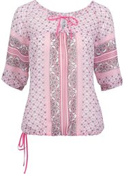 Блузка (индиго) Bonprix