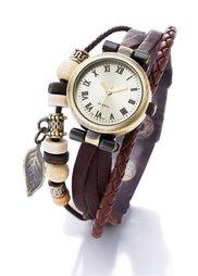 Часы Тоска (черный) Bonprix