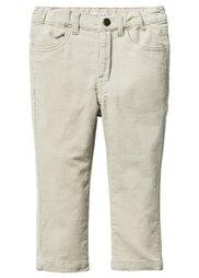 Вельветовые брюки Skinny, Размеры  80-134 (темно-синий) Bonprix