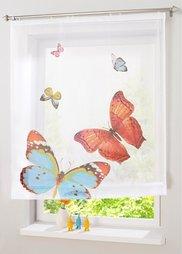 Римская штора Марлене, петли (различные расцветки) Bonprix