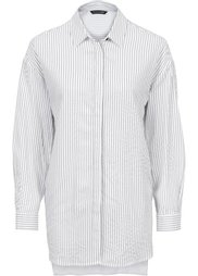 Блузка в стиле оверсайз (цвет белой шерсти) Bonprix