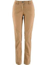Узкие джинсы пуш-ап (антрацитовый) Bonprix