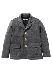 Трикотажный пиджак, Размеры  80/86-128/134 (натуральный меланж) Bonprix