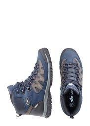 Трекинговые ботинки (темно-синий/серый) Bonprix