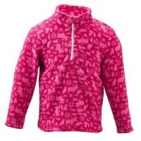 Толстовка Forclaz 50 Для Малышей Розовая Quechua