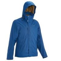 Куртка Arpenaz 300 Rain 3 В 1 Мужская Синяя Quechua