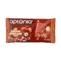 """Глазированный Злаковый Батончик Choco Cereals """"пралине"""" 5x32г Aptonia"""
