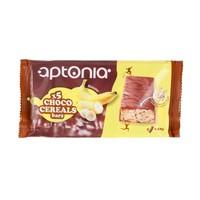 """Глазированный Злаковый Батончик Choco Cereals """"шоколад-банан"""" 5x32г Aptonia"""