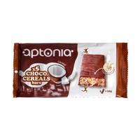 Глазированный Злаковый Батончик Choco Cereals Шоколад-кокос 5x32г Aptonia