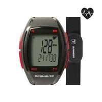 Часы С Ремешком С Тахокардиометром Onrhythm 410 Красные Geonaute