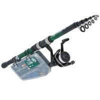 Набор Для Начинающих Рыболовов Ufish Freshwater 350 New Caperlan