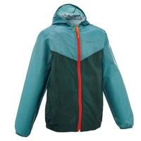 Куртка Rain-cut Zip Водонепроницаемая Детская Quechua
