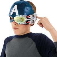 Электронный шлем Первого Мстителя Hasbro