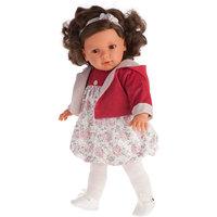 Кукла Аделина в красном, 55 см, Munecas Antonio Juan