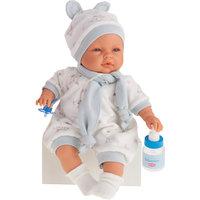 Кукла София в голубом, 37см, Munecas Antonio Juan
