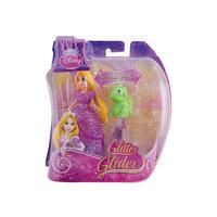 Кукла Рапунцель со снимающимся платьем и Паскаль, Принцессы Дисней Mattel