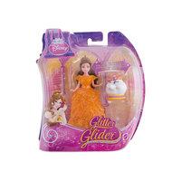 """Кукла  Белль со снимающимся платьем и Миссис Потс (м/ф """"Красавица и Чудовище""""), Принцессы Дисней Mattel"""