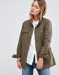 Куртка Only - Зеленый