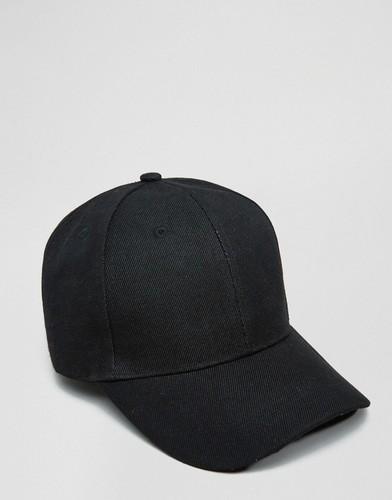Черная бейсболка Gregorys - Черный