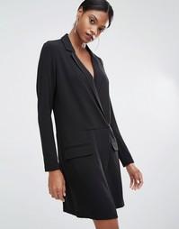 Платье-блейзер Y.A.S Mila - Черный