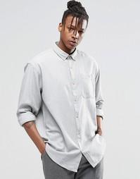 Рубашка с длинными рукавами ADPT Try - Синий
