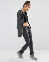 Тренировочные брюки Wildfox Malibu - Чистый черный
