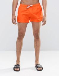 Короткие оранжевые шорты Swells - Оранжевый