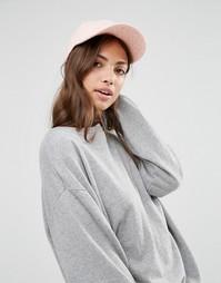 Кружевная кепка Boohoo - Розовый