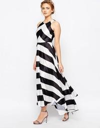 Платье макси с полосками Coast Sadie - Мульти
