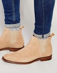 Замшевые ботинки челси ALDO Vianello - Бежевый