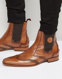 Ботинки челси Jeffery West - Коричневый