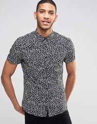 Рубашка с принтом конфетти Religion - Черный