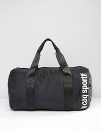Складная спортивная сумка Le Coq Sportif - Черный