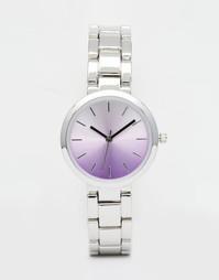 Часы в мужском стиле ASOS - Сиреневый