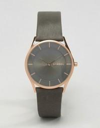 Серые часы Skagen Holst SKW2346 - Серый