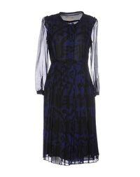 Платье до колена Burberry Brit