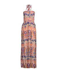 Длинное платье Tommy Hilfiger Denim
