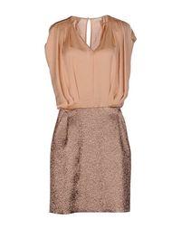 Короткое платье Gold Case