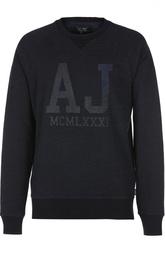 Свитшот с надписью Armani Jeans