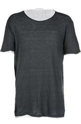 Комплект из двух льняных футболок Transit