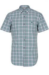 Рубашка с коротким рукавом в клетку Burberry Brit