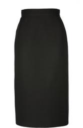 Юбка-карандаш с широким поясом Valentino