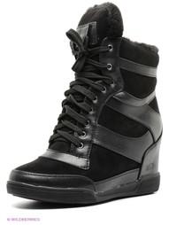 Черные Ботинки Daze