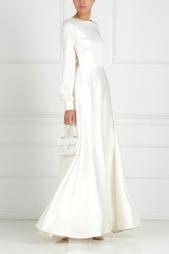 Платье с вышивкой Natasha Bovykinа