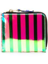 кошелек 'Crazy Stripe' Comme Des Garçons Wallet